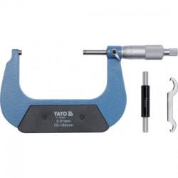 YT-72303 Mikrometras 75-100 mm