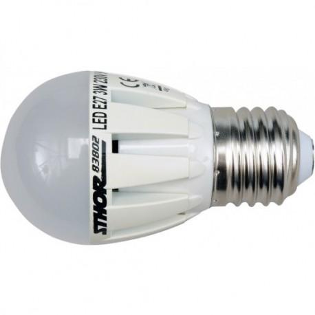83802 Żarówka LED P45 E27 230V 3W 210LM 3000K