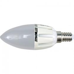 83821 LED lemputė C37 E14 230V 3W 210LM 3000K