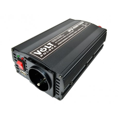 3IPS651012 Įtampos keitiklis IPS 500/1000W 12/230V