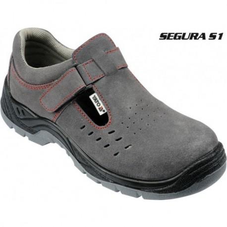 YT-80464 Segura S1 dydis 40 darbo sandalai