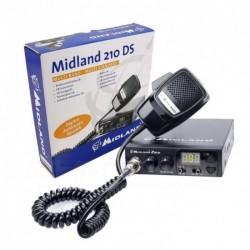01010200 Radijas CB Midland-210 DS (BG)