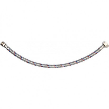 71828 Wąż przyłączeniowy F/M 1/2cala 3/8cala 400mm
