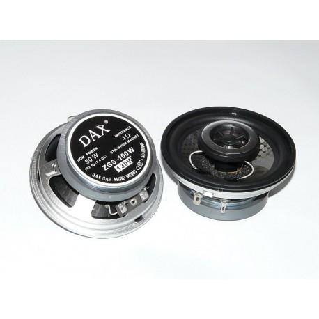Automobilių garsiakalbiai ZGS100W ZGS-100W (paspaudžiami)