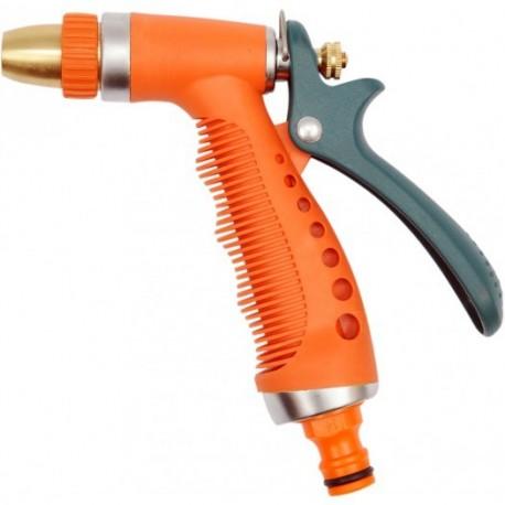 89190 Reguliuojamas metalinis pistoleto purkštuvas, Flo