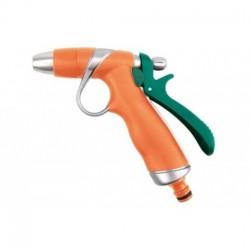 89194 Reguliuojamas metalinis pistoleto purkštuvas, Flo