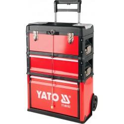 YT-09102 Wózek narzędziowy 3-częściowy