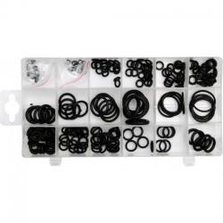 YT-06877 Zestaw o-ringów gumowych, 225 sztuk