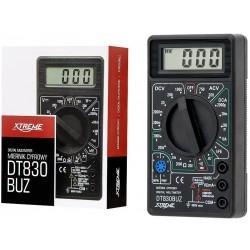 50-001 Skaitmeninis skaitiklis DT830BUZ Xtreme