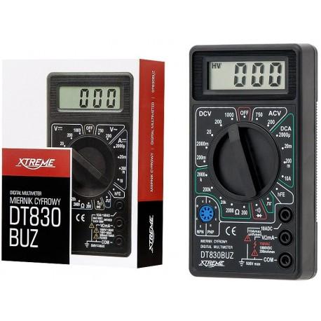 50-001 Miernik cyfrowy DT830BUZ Xtreme
