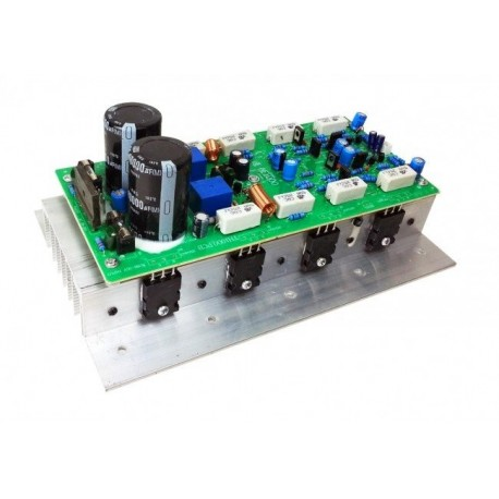 1000AV-WZM Stereo stiprintuvas AV1000