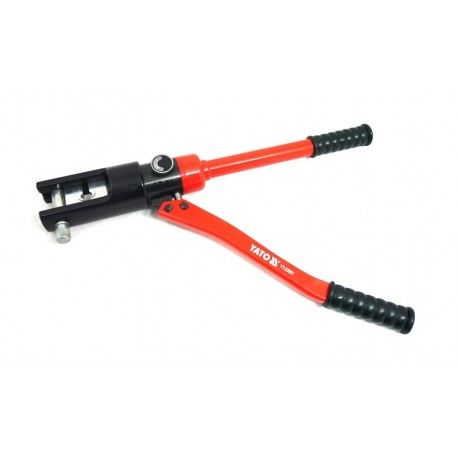 YT-22862 Praska hydrauliczna, ręczna do zaciskania końcówek 16-300 mm2
