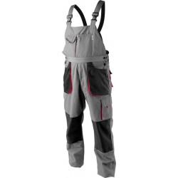 YT-80293 Spodnie robocze ogrodniczki dan rozmiar XL