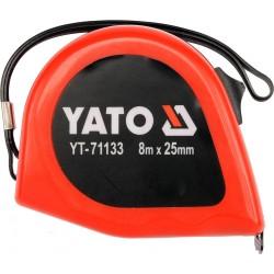 YT-71133 Miara zwijana 8m x 25mm
