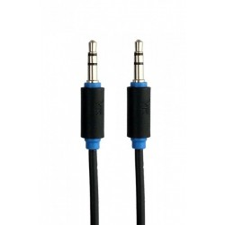 7300-200 Kabel Voice Kraft 7300 2m wtyk 3,mm - wtyk 3.5mm czarny audio