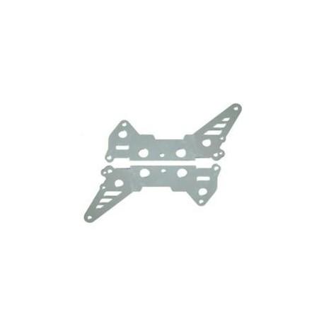 Main frame metal part A i B - S107G-12B