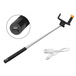 79-120 Selfie - Photo Stick SFB-105 BT / Juoda