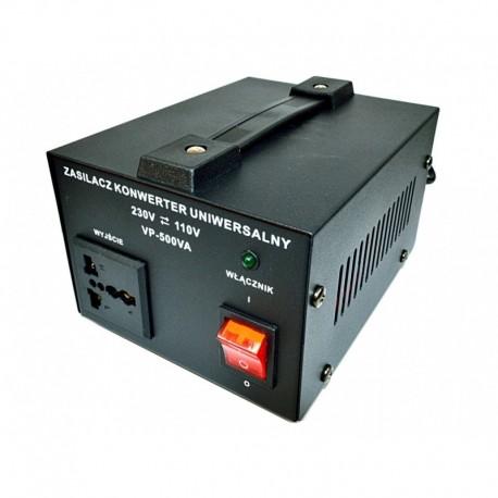 5K230110050 Konwerter napięcia 230V -- 110V 500VA