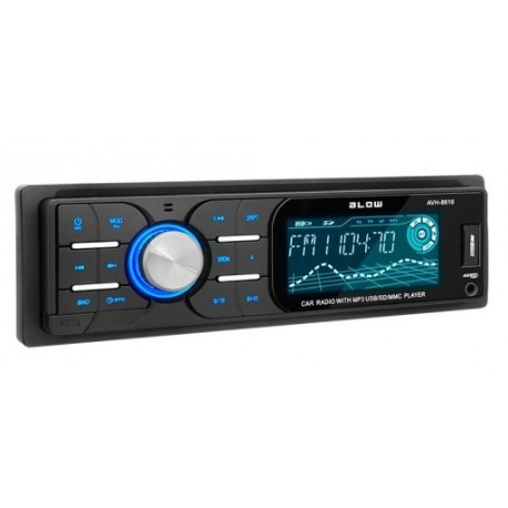 78-259 Radijo smūgis AVH-8610 MP3/USB/SD/MMC