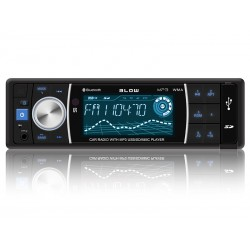 78-260 Radijas Smūgis AVH-8686 MP3 / Bluetooth / nuotolinio valdymo pultas