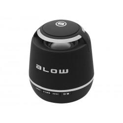 """30-311 nešiojamas """"Bluetooth"""" garsiakalbis kolonėlė BT80 FM / juodas"""