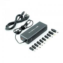 2LAPAC1201 AC 120W + USB nešiojamas maitinimo šaltinis