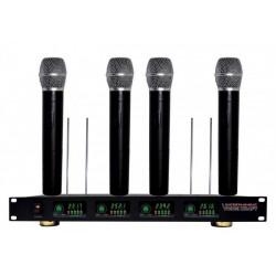 """740-MIK """"Voice Kraft VK740"""" belaidžių mikrofonų rinkinys"""