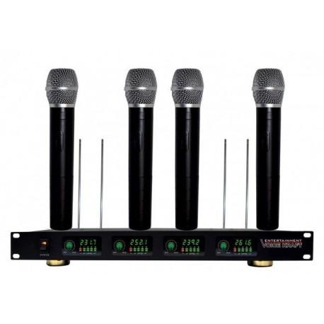 740-MIK Balso Kraft VK740 Belaidžio mikrofono rinkinys