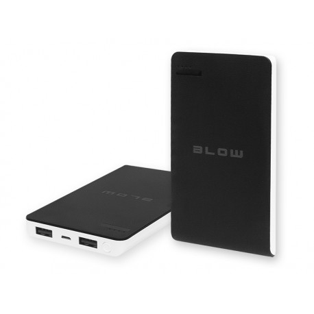 81-114 Power Bank 8000mAh 2 x USB PB13 /czarny