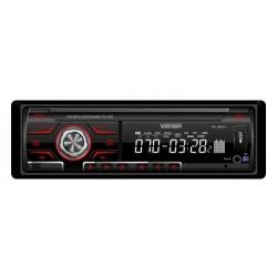 8621-RED Radioodtwarzacz samochodowy Voice Kraft 8621 czerwony