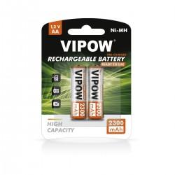 Baterijos VIPOW HR6 2300 mAh Ni-MH 2pc/bl RTU