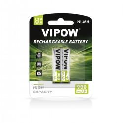 Baterijos VIPOW HR03 900 mAh Ni-MH 2pc/bl