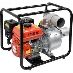 "YT-85403 Benzininis vandens siurblys 4 ""5.9 AG 96m3 / h"