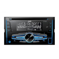 KW-R520 Radioodtwarzacz samochodowy JVC