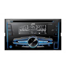 KW-R520 JVC stereo aparatūra