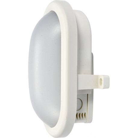 YT-81834 Lampa naścienna owalna led 8W