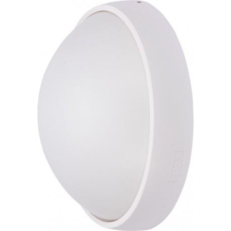 YT-81841 Lampa ścienna zewnętrzna led 15W biała okrągła