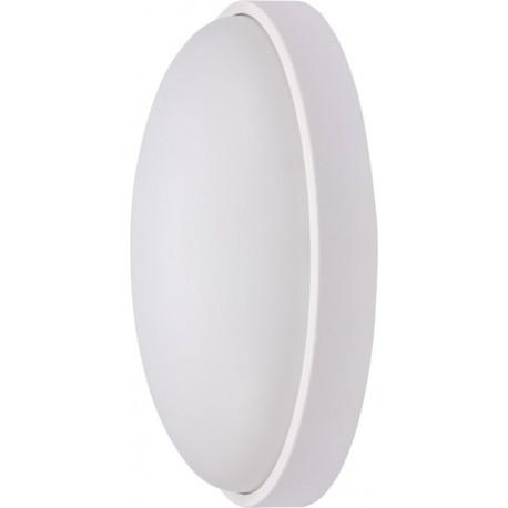 YT-81843 Lampa ścienna zewnętrzna led 15W biała owalna