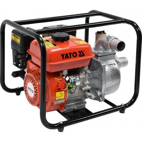 "YT-85401 Benzininis vandens siurblys 2 ""5.9 AG 36m3 / h"