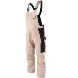 YT-80448 Spodnie robocze ogrodniczki Dohar rozmiar XL