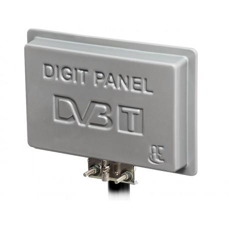 3296 Antena TV kierunkowa panelowa zewnętrzna DVB-T Leda