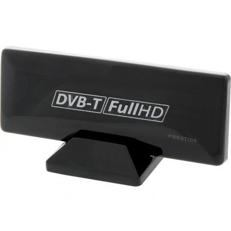 6392 Antena TV wewnętrzna DVB-T DTV-212P czarna