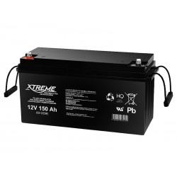 82-225 Akumulator żelowy 12V/150Ah Xtreme