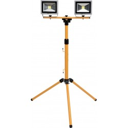 YT-81789 2 * 20W LED prožektorius su stovu