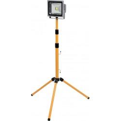 YT-81810 Reflektor diodowy 30W ze stojakiem