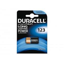 0176 Bateria litowa 3V CR123 Duracell