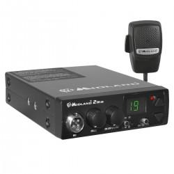 01010201 Radio CB Midland-210 DS AM/FM ASQ (GW)