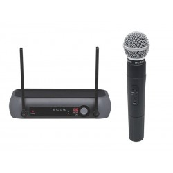 33-001 WIRELESS MICROPHONE SYSTEM PRM 901+microphone 33-001 WIRELESS MICROPHONE SYSTEM PRM 901+mikrofonas