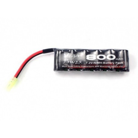 Baterija 7.2V 800mAh NiMH - 28020