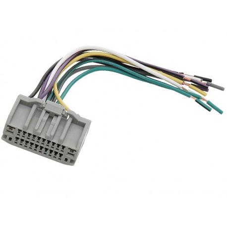 0792 Samochodowe złącze ISO do samochodu z funkcją start/stop